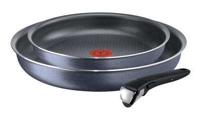 Sada nádobí Sada nádobí Tefal L2319202, INGENIO ELEGANCE, 3 ks