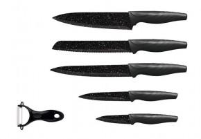 Sada nožů Toro 263886, 5 ks + škrabka