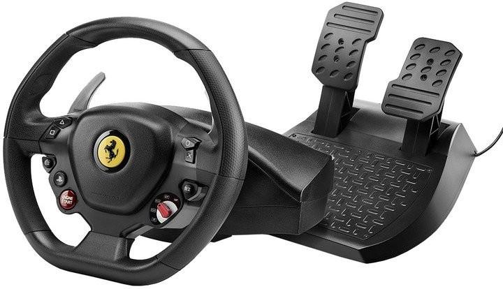Sada volantu a pedálů T80 Ferrari 488 Trustmaster (4160672)