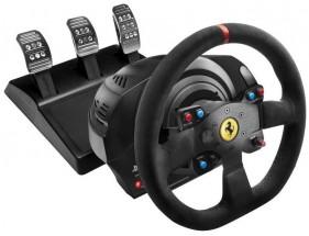 Sada volantu a pedálů Thrustmaster T300 Ferrari 599XX EVO