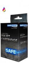 SAFEPRINT inkoust HP F6V24AE|c.652|Color|18ml|720str 2701001230