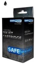 SAFEPRINT inkoust HP F6V25AE c.652 Black 20ml 1200str 2701001231