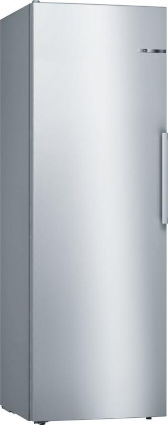 Samostatná lednice Jednodveřová lednice Bosch KSV33VL3P