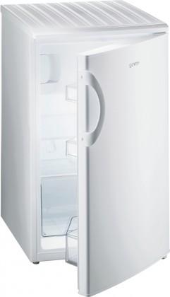Samostatná lednice Jednodveřová lednice Gorenje RB 3092 ANW