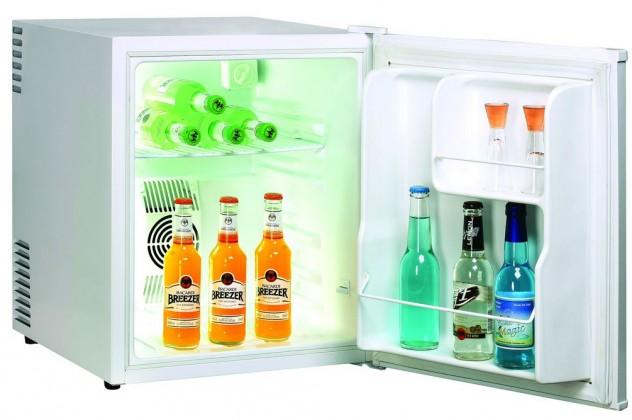 Samostatná lednice Jednodveřová lednice Guzzanti GZ 48
