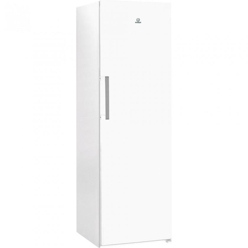 Samostatná lednice Jednodveřová lednice Indesit SI6 1 W