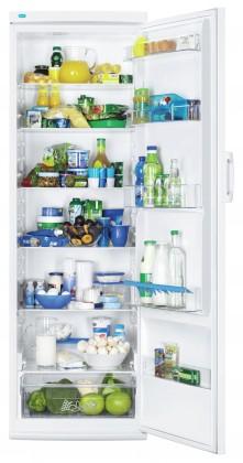 Samostatná lednice Jednodveřová lednice Zanussi ZRA 40100 WA