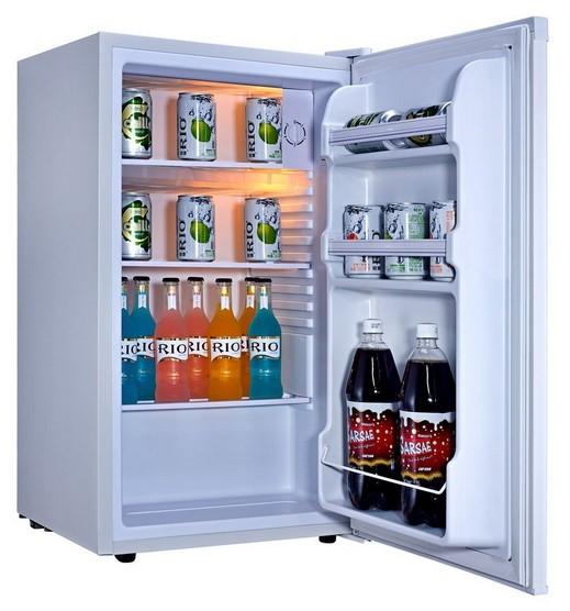 Samostatná lednička Guzzanti GZ 09 OBAL POŠKOZEN