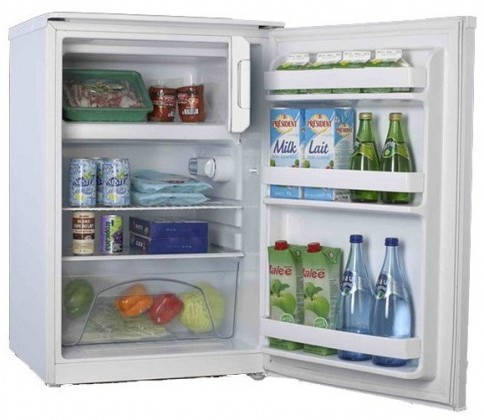 Samostatná lednička Guzzanti GZ 115 ROZBALENO