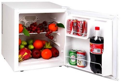 Samostatná lednička Guzzanti GZ 55 ROZBALENO