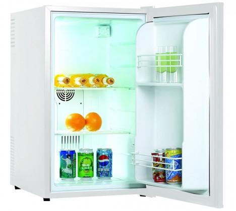 Samostatná lednička Guzzanti GZ 70 W ROZBALENO