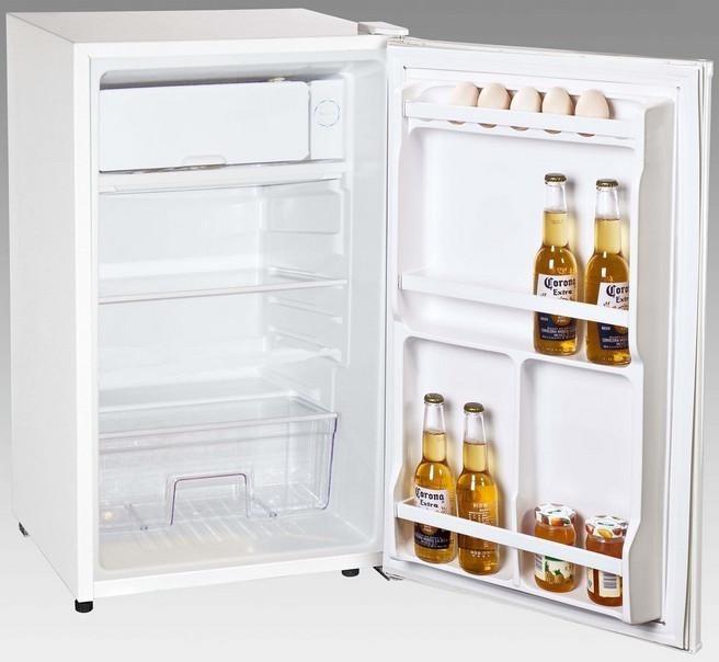 Samostatná lednička Guzzanti GZ11A ROZBALENO