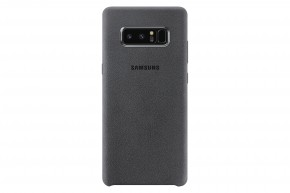 Samsung Alcantara Cover pro NOTE 8 Dark Gray