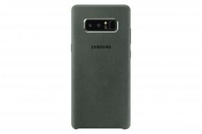 Samsung Alcantara Cover pro NOTE 8 Khaki