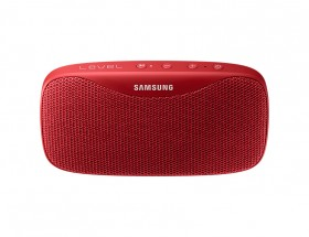 Samsung Bluetooth reproduktor Level Box Slim Red