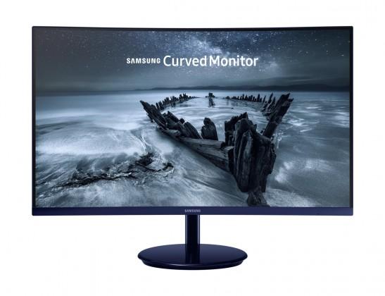 "Samsung C27H580 - LED monitor 27"" LC27H580FDUXEN"