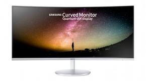 "Samsung C34F791 - LED monitor 34"" LC34F791WQUXEN"