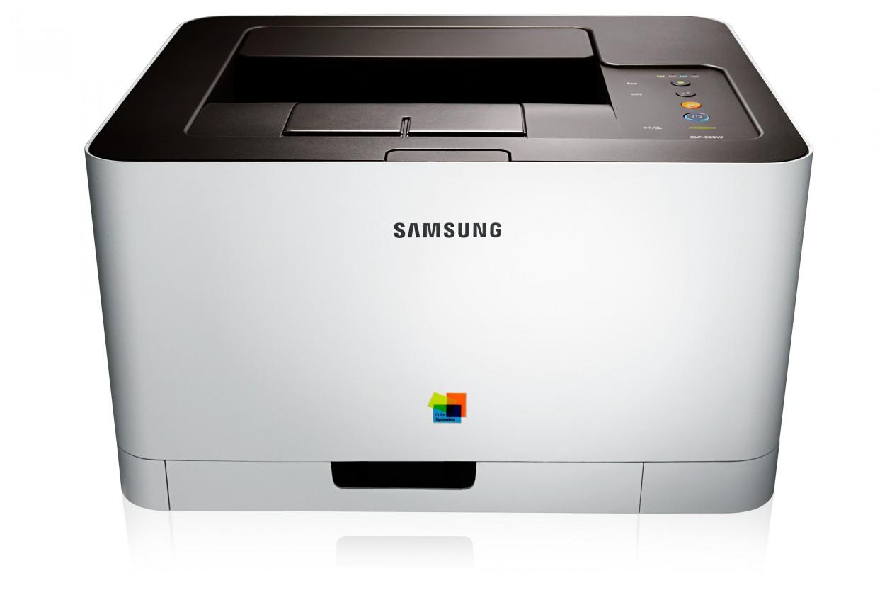 Samsung CLP-365W/SEE