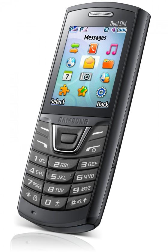 Samsung E2152, černý