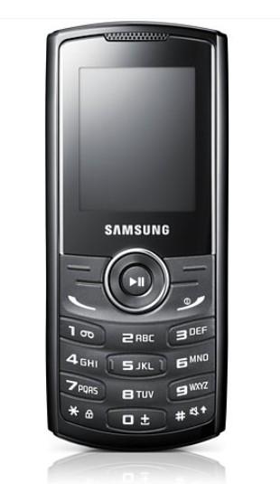 Samsung E2230, černý
