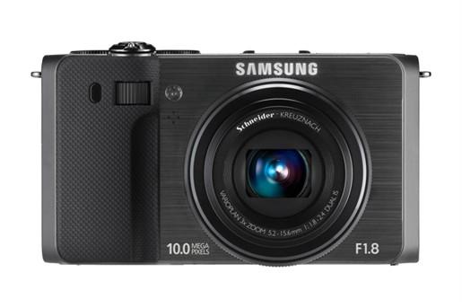 Samsung EC-EX1, černý