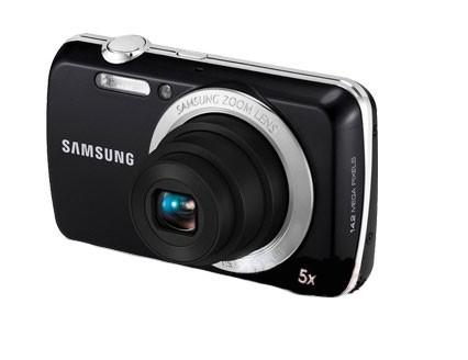 Samsung EC-PL20, černý