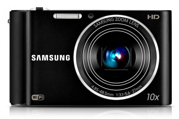 Samsung EC-ST200, černý