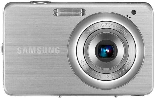 Samsung EC-ST30, stříbrný