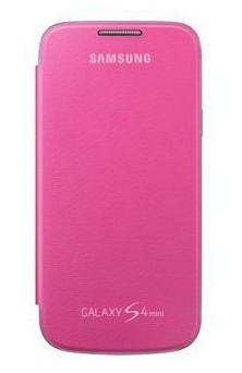 Samsung EF-FI919BP Galaxy S4 mini pouzdro, růžové