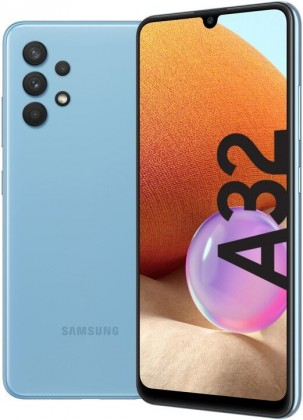 Samsung Galaxy A Mobilní telefon Samsung Galaxy A32 4GB/128GB, modrá