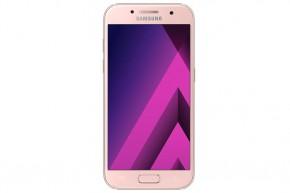 Samsung Galaxy A3 2017, růžová POUŽITÉ, NEOPOTŘEBENÉ ZBOŽÍ