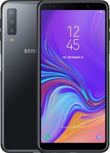 Samsung Galaxy A7  SM-A750 Black