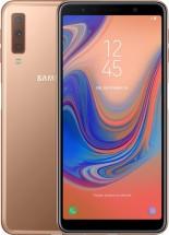 Samsung Galaxy A7  SM-A750 Gold