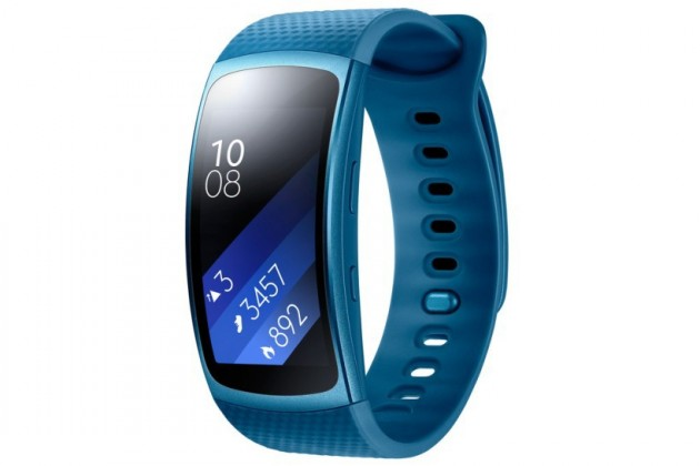 Samsung Galaxy Gear Fit 2 SM-R360, blue