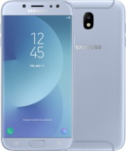 Samsung Galaxy J7 2017 SM-J730 Dual SIM Silver Blue