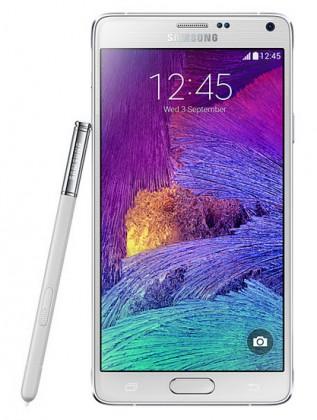 Samsung Galaxy Note 4 (SM-N910F) Frost White