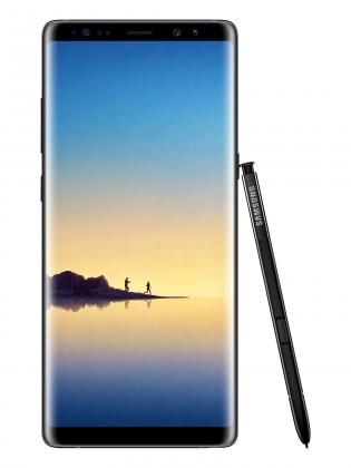 Samsung Galaxy Note 8 Black