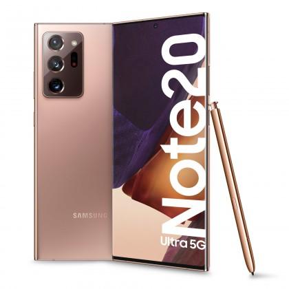 Samsung Galaxy Note Mobilní telefon Samsung Galaxy Note 20 Ultra 12GB/256GB,bronzová