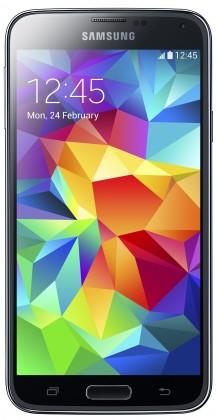 Samsung Galaxy S5 (SM-G900), černý