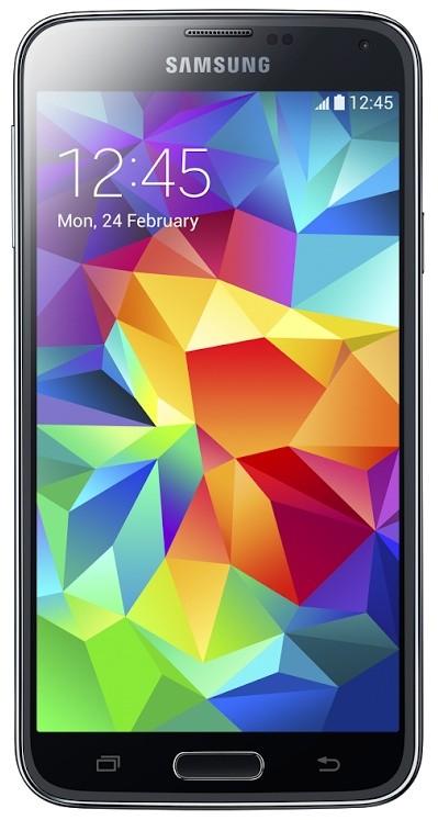 Samsung Galaxy S5 (SM-G900), modrý ROZBALENO