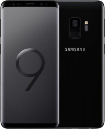 Samsung Galaxy S9 (SM-G960F) 256GB Dual SIM, černá