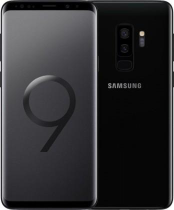 Samsung Galaxy S9+ (SM-G965F) 64GB Dual SIM, černá