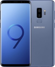 Samsung Galaxy S9+ (SM-G965F) 64GB Dual SIM, modrá + dárek