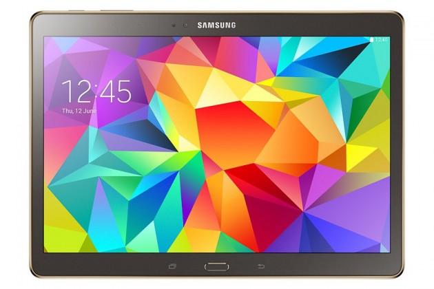 Samsung Galaxy Tab S 10.5 LTE Titanium Bronze (SM-T805NTSAXEZ)