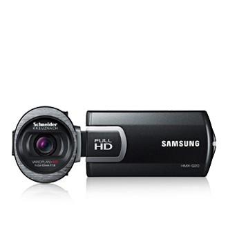 Samsung HMX-Q20, černá