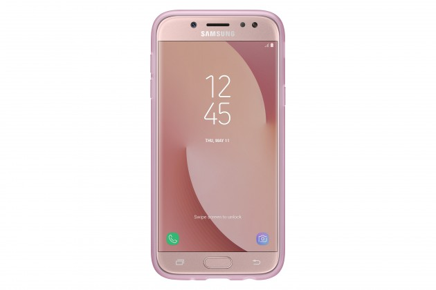 Samsung Jelly Cover J5 2017, pink