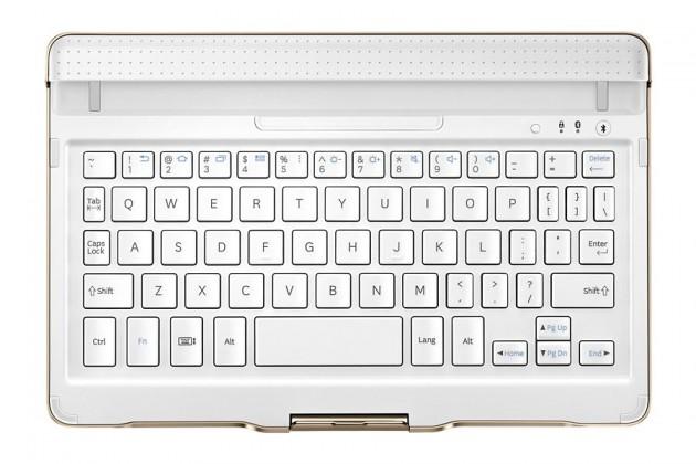 """Samsung klávesnice pro Galaxy Tab S 8,4""""(EJ-CT700UWEGWW) bílá"""