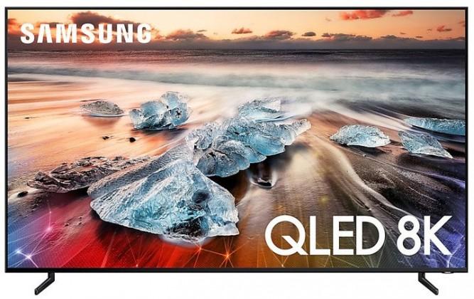 "Samsung QLED TV Smart televize Samsung QE65Q950R / 65"" (163cm)"