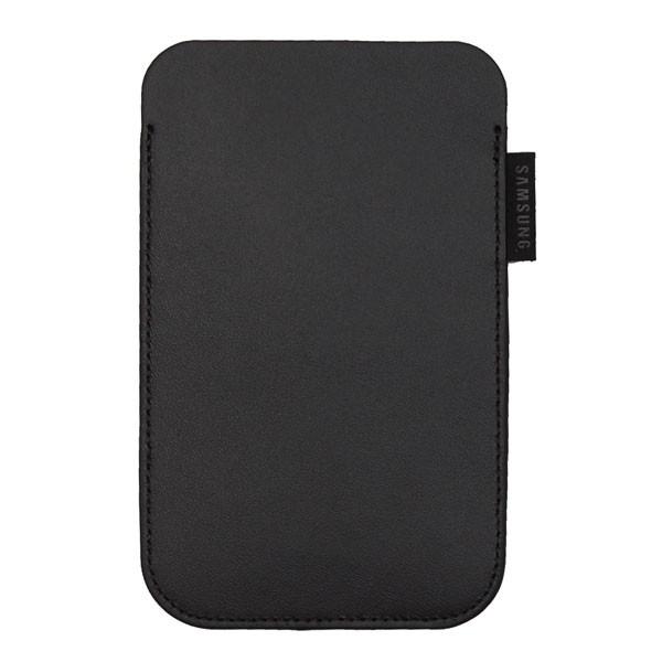 SAMSUNG Samsung kožený obal pro Samsung Galaxy Note, černá