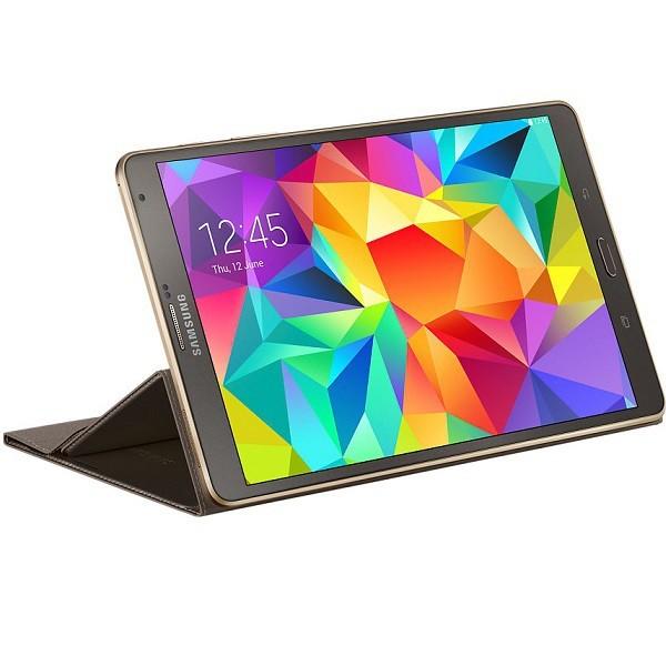 """SAMSUNG Samsung pro Galaxy Tab S 8,4"""",bronzově titanová EF-BT700BSEGWW"""